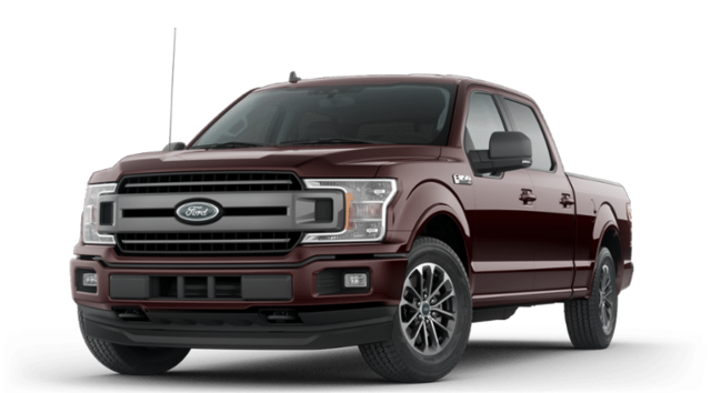 2020 Ford F-150 XLT Truck SuperCrew Cab